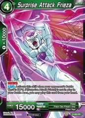 Surprise Attack Frieza - P-090 - PR on Channel Fireball