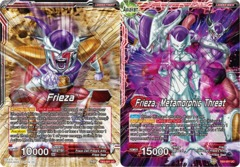 Frieza // Frieza, Metamorphic Threat - TB3-001 - UC - Foil