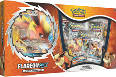 Pokemon: Flareon GX Special Collection