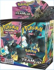 Sun & Moon: Team Up Booster Box