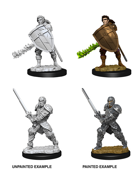 Nolzurs Marvelous Miniatures - Male Human Fighter