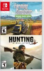 Farming Simulator & Hunting Simulator Bundle