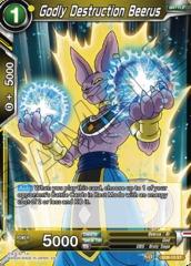 Godly Destruction Beerus - SD8-10 - ST