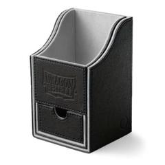 Dragon Shield Black/Grey Nest 100+ Deck Box