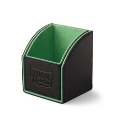 Dragon Shield Black/Green Nest 100 Deck Box