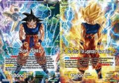 Son Goku // Son Goku, The Legendary Super Saiyan - TB3-034 - UC - Foil