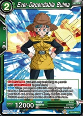 Ever-Dependable Bulma - TB3-041 - C