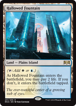 Hallowed Fountain