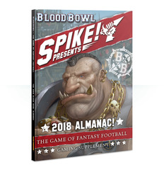 Blood Bowl: Spike! 2018 Almanac!