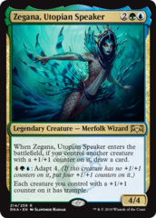 Zegana, Utopian Speaker - Foil