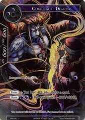 Contract Demon - SNV-087 - U - Full Art