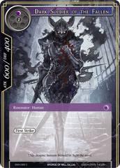 Dark Soldier of the Fallen - SNV-089 - C