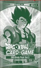 DBS: Broly Pack Vol.3