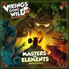 Vikings Gone Wild: Masters Of Elements Expansion