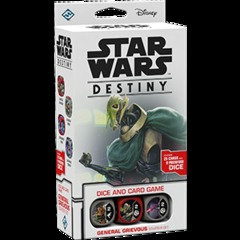 Star Wars Destiny Convergence General Grievous Starter Set