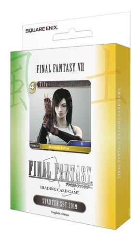 Final Fantasy VII Starter Set 2019