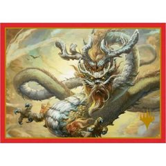 Ultra Pro - Magic The Gathering - Global Series - Ancestral Dragon - 100CT Deck Protector