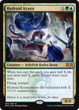Hydroid Krasis - Foil