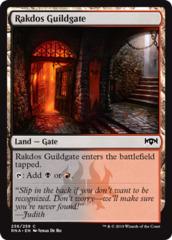 Rakdos Guildgate (256) - Foil