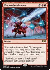 Electrodominance