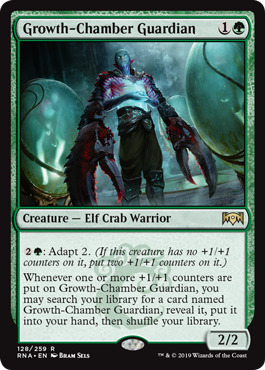 Growth-Chamber Guardian - Foil