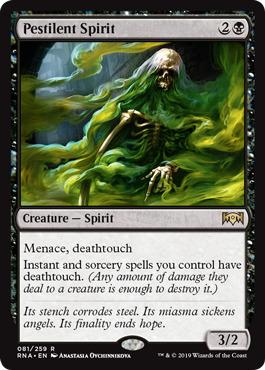 Pestilent Spirit - Foil