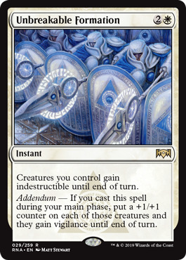 Unbreakable Formation - Foil