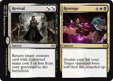 Revival // Revenge - Foil