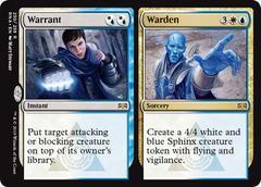 Warrant // Warden