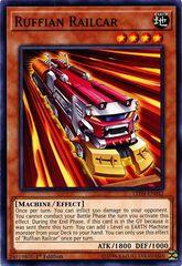 Ruffian Railcar - LED4-EN042 - Common - 1st Edition