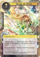 Blade of Faith - SNV-003 - R on Channel Fireball