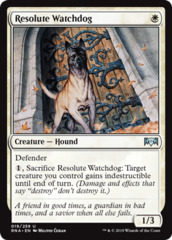 Resolute Watchdog - Foil