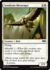 Syndicate Messenger - Foil