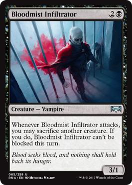 Bloodmist Infiltrator - Foil