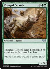 Enraged Ceratok - Foil