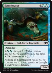 Scuttlegator - Foil