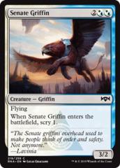Senate Griffin - Foil