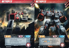 Metroplex - Autobot City