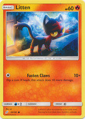 Litten - 20/181 - Common