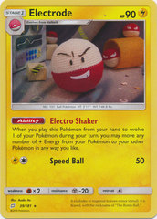 Electrode - 39/181 - Holo Rare