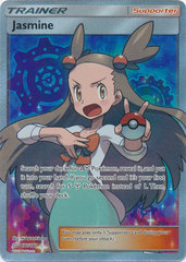 Jasmine - 177/181 - Full Art Ultra Rare