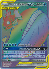Magikarp & Wailord GX - 183/181 - Secret Rare on Channel Fireball