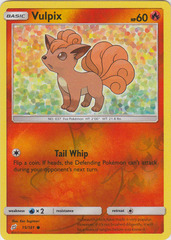 Vulpix - 15/181 - Common - Reverse Holo