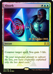Absorb (RNA Prerelease Foil)