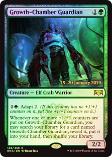 Growth-Chamber Guardian - Foil Prerelease Promo