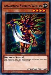 Amazoness Swords Woman - SS02-ENC06 - Common - 1st Edition