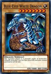 Blue-Eyes White Dragon - SS02-ENA01 - Common - 1st Edition on Channel Fireball