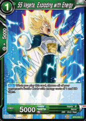 SS Vegeta, Exploding with Energy - BT6-056 - C