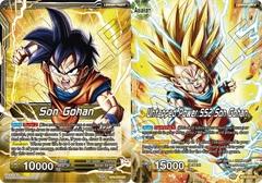 Son Gohan // Untapped Power SS2 Son Gohan - BT6-079 - UC