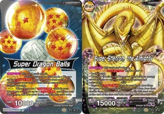 Super Dragon Balls // Super Shenron, the Almighty - BT6-106 - UC